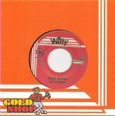 Nitty Gritty - Sweet Dreams / version (Witty / DKR) US 7""
